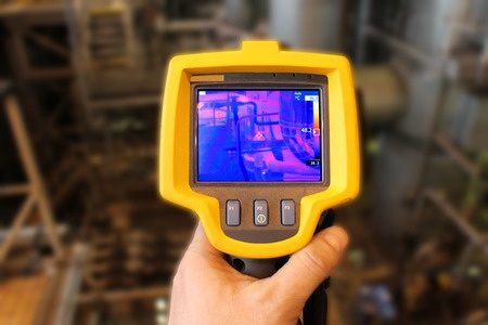 Thermal Imaging to Monitor Industrial Electrical Systems and Equipment